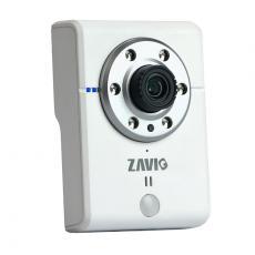 Zavio 720P PoE Compact Day/Night IP Camera