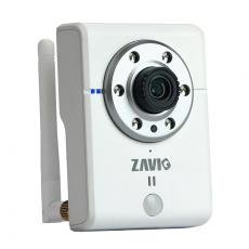 Zavio 720P WiFi 11N Compact Day/Night IP Camera